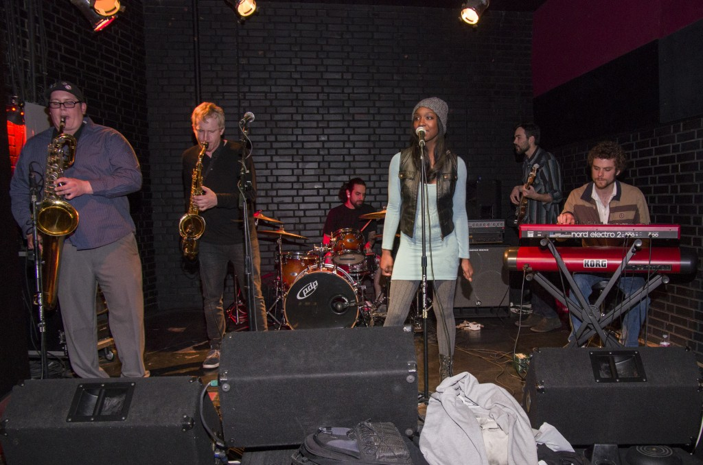 Groovincible at The Blue Lamp
