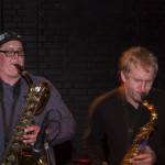Jacob Gleason & Ed Hurff Sax