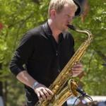 Jacob Gleason - Tenor Sax