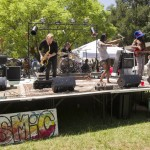 Groovincible at Cosmic Family Gathering 2013