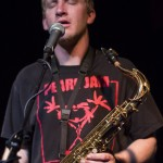 Jacob Gleason - Tenor Sax & Vocal