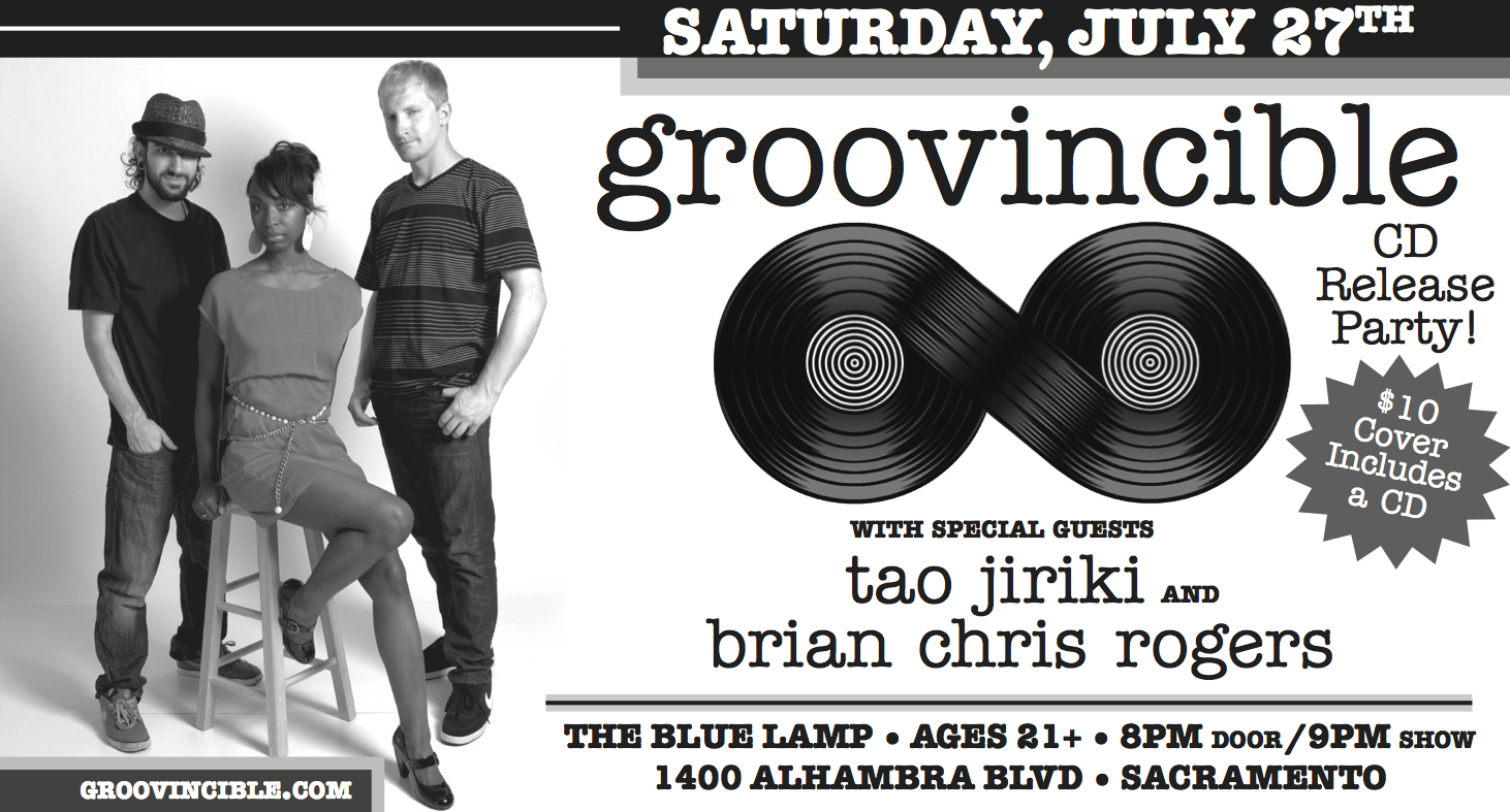Groovincible CD Release