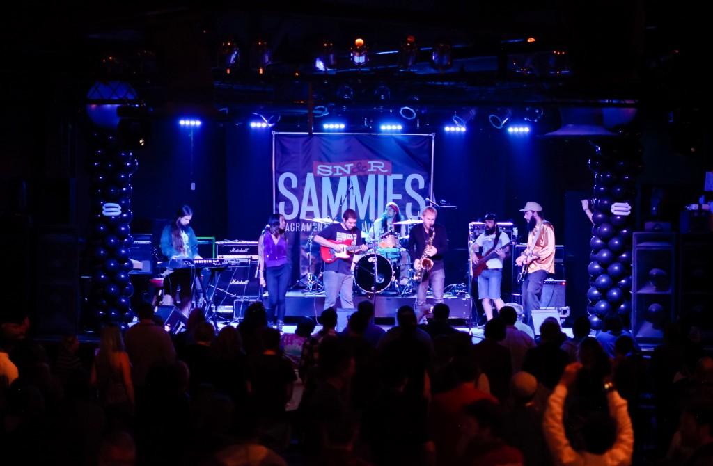 SAMMIES 2013 - ZuhG & Groovincible